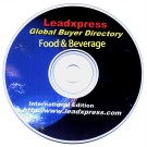 Food & Beverage Importers & Buyers Directory
