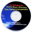 Toys, Games & Amusement Importers Directory