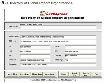 Rice Importers Directory List of Buyers Worldwide - induced info